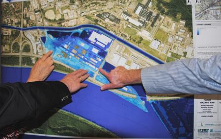 Danube Floodrisk - Pilotprojekt Krems