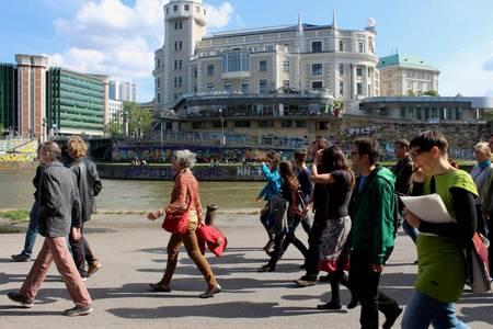 Jane´s Walk Vienna