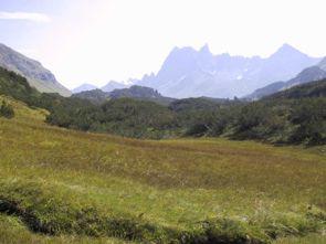 Mediation Natura 2000 Verwall