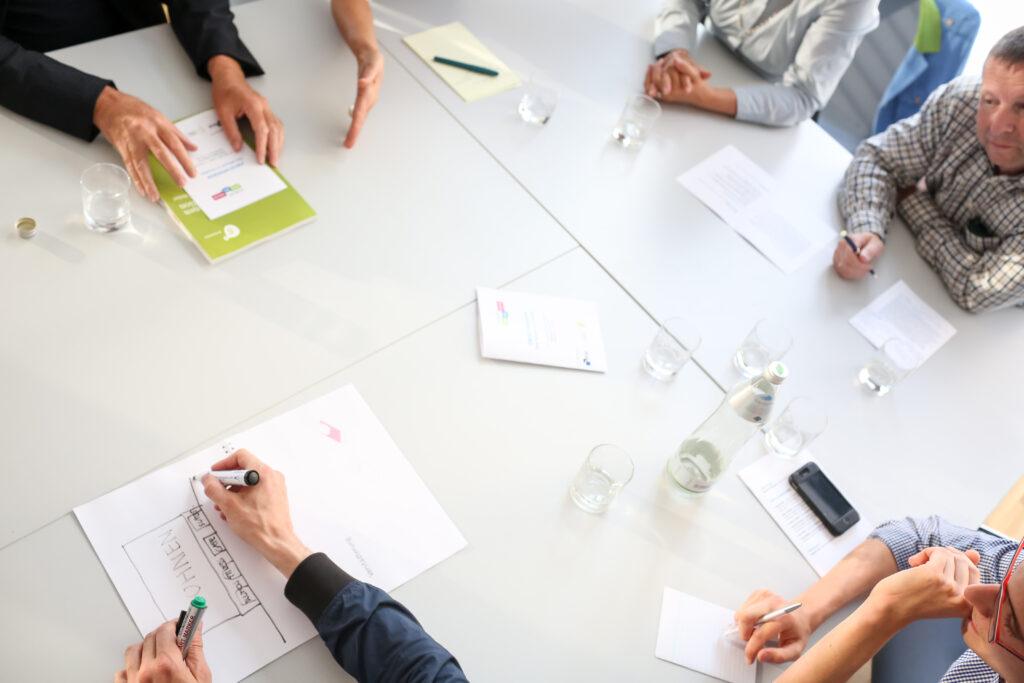 Prinzipien der Beteiligung - Offenheit