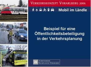 Verkehrskonzept Vorarlberg
